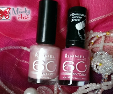 beauty cosmetice oja rimmel london 60 seconds 149